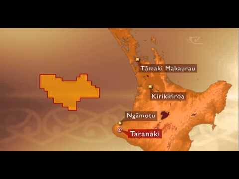Taranaki Basin next on Anadarko list