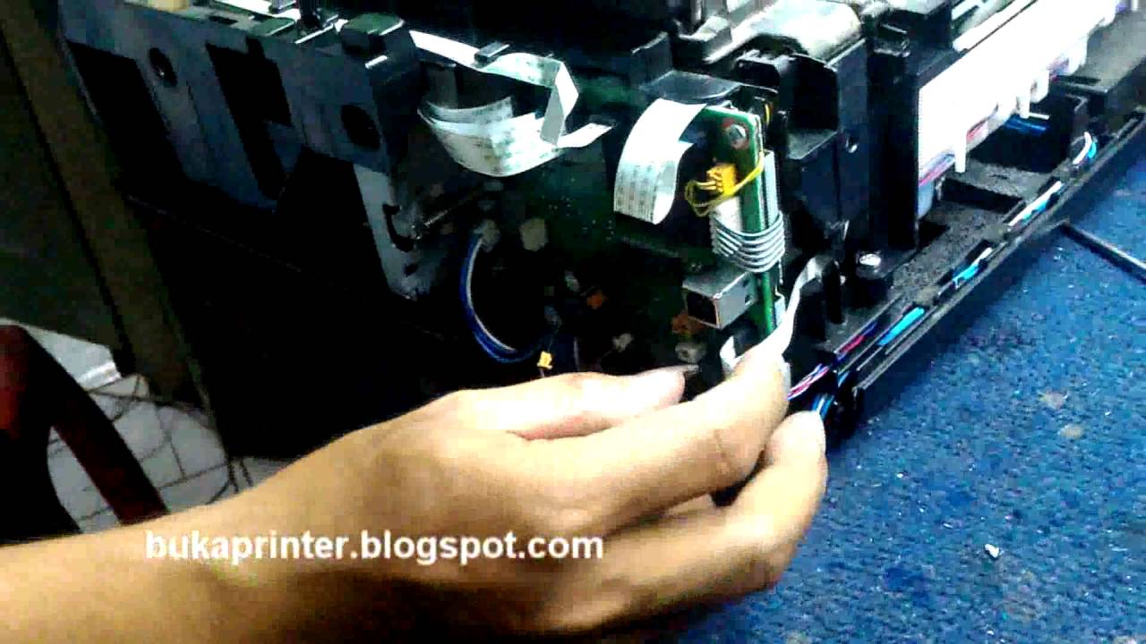 Tutorial Bongkar Mainboard Canon Mp237 Youtube Main Board Mp 287 Motherboard
