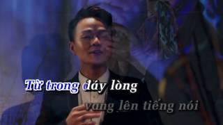 [ Karaoke ] Khi Người Lính Trở Về Full HD (beat chuẩn) Tuấn Dương