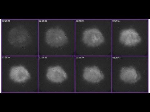 2/27/2013 -- US Navy Labs create Plasma Spheres (rings) using HAARP