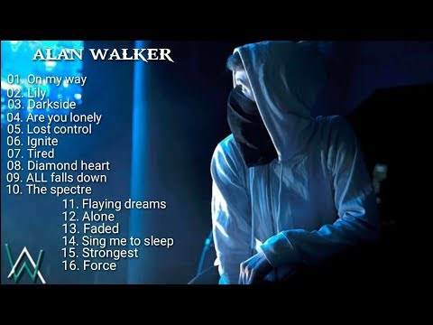 Alan Walkerfull Album
