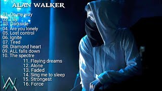 Download lagu Alan walker full album