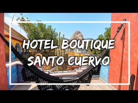 Hotel Boutique Santo Cuervo en Bernal