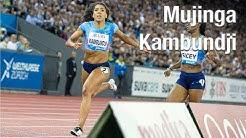 Mujinga Kambundji - UBS Kids Cup Botschafterin in Action