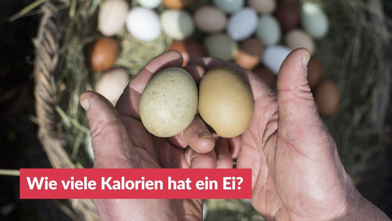 Wie Viele Kalorien Hat Ein Ei