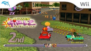 Action Girlz Racing | Dolphin Emulator 5.0-7309 [1080p HD] | Nintendo Wii