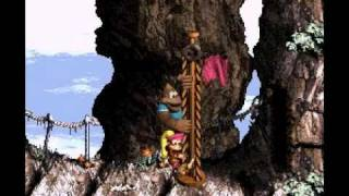 SNES Longplay [108] Donkey Kong Country 3 (part 1 of 2)