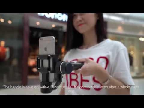 Feiyu SPG 3-Axis Video Stabilized Handheld Gimbal Smartphone Stabilizer