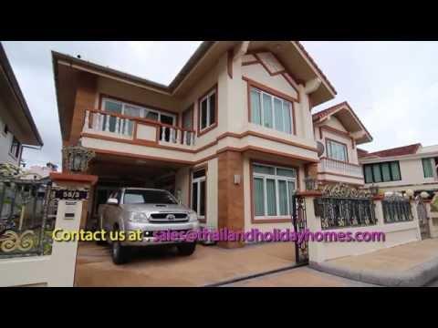 6 Bedroom Phuket Villas For Rent - Lawan Villa - Thailand Holiday Homes