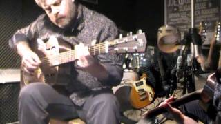B is for Stephen (dedicated to Stephen Bennet) fingerstyle resonator guitar with slide