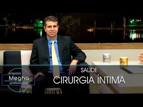 Cirurgia Íntima | Dr. Alex Rocha | Pgm Megha Profissionais N°640