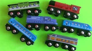 Circo Wooden Trains From Target, Compatible With Wooden Railway Toy Trains For Children Review