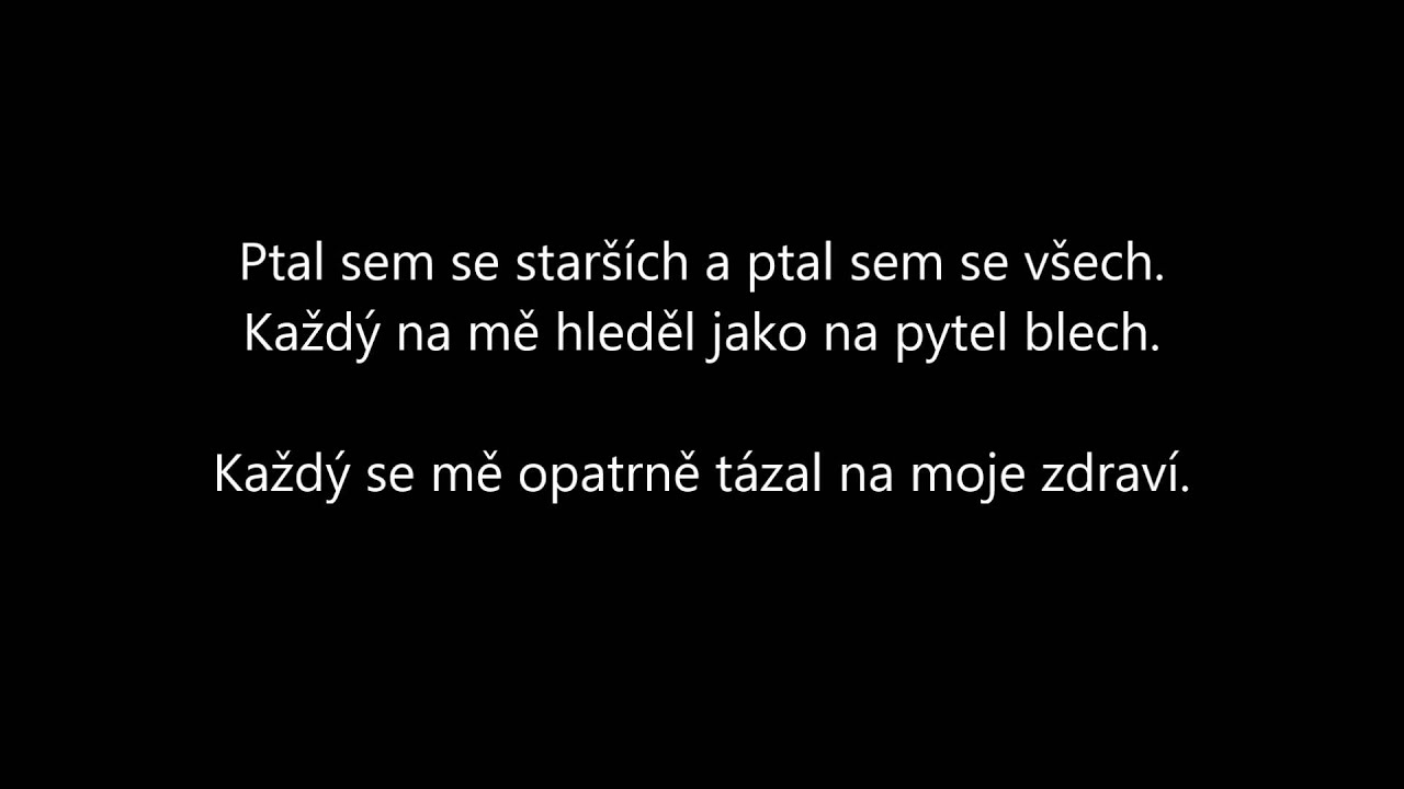 Hlídač Krav + TEXT Lyrics