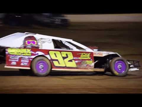 Bradley Busch IMCA Modified I-30 Speedway 7-21-18