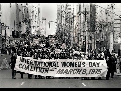 International Women's Day history | About International Women's Day | Women's Day History| 8th March