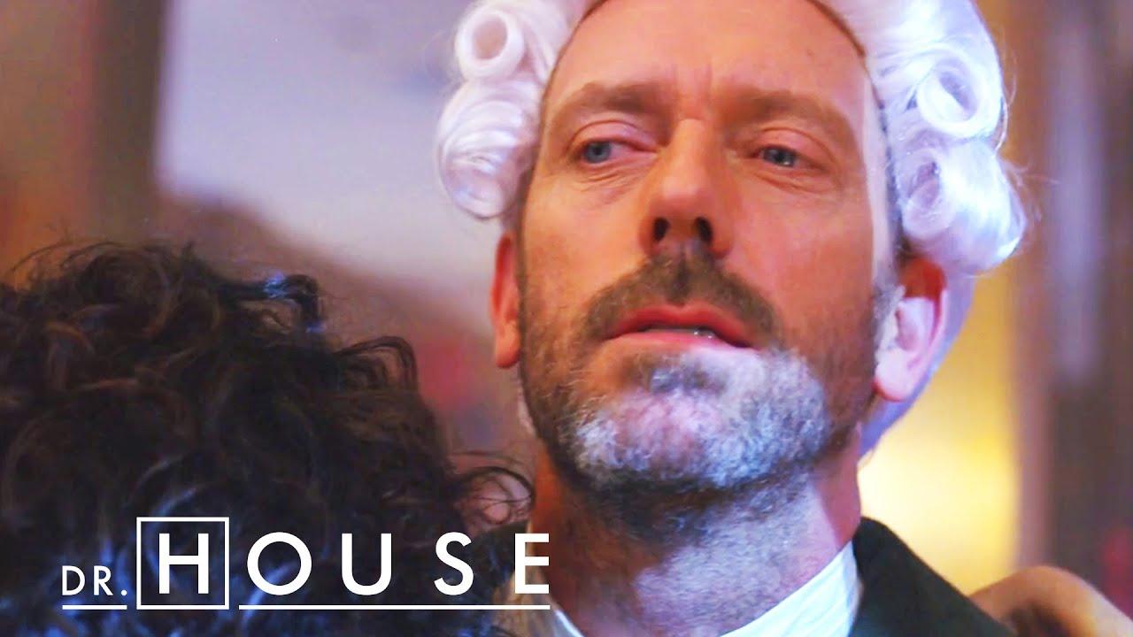 House auf einer Kostümparty   Dr. House DE