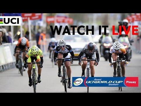 Full Replay | Women's Road World Cup | Grand Prix de Plouay-Bretagne