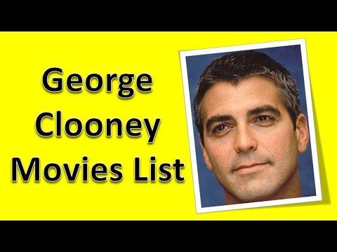 George Clooney Filme