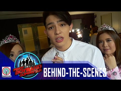 Pinoy Boyband Superstar: Behind the Scenes   November 27 Live Episode