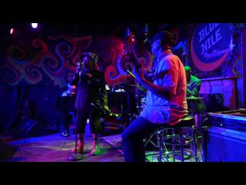 Kermit Ruffins & BBQ Swingers  at Blue Nile   May 27, 2016