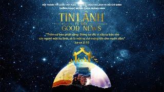 [Live] Thánh Nhạc Mừng Chúa Giáng Sinh 2020 Chủ đề: TIN LÀNH TỪ TRỜI - GOOD NEWS