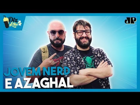 Jovem Nerd & Azaghal - DizLike