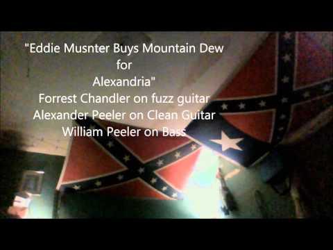 Eddie Munster Buys Mountain Dew for Alexandria