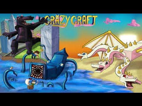 Crazy Craft   Mod Pack Download