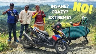 Not EXTREME, CRAZY, or INSANE Travel In The Philippines!