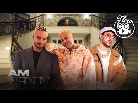 Nio García, J Balvin & Bad Bunny – AM Remix