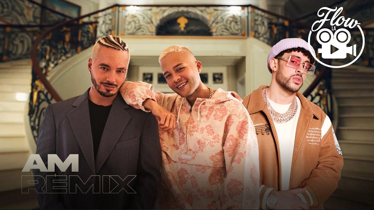 Nio Garcia x J Balvin x Bad Bunny   AM Remix Video Oficial