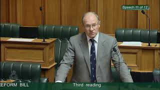 Education (Tertiary Education and Other Matters) Amendment Bill -  Third Reading - Video 13 thumbnail