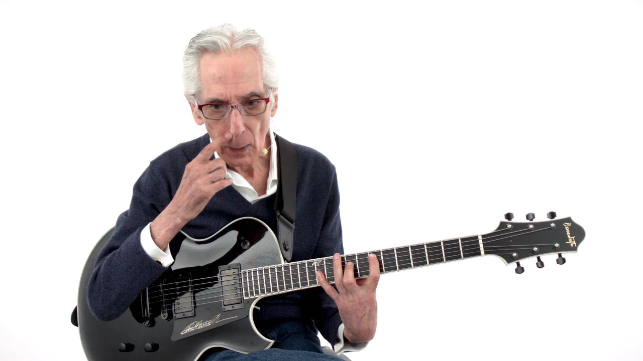 Pat Martino Guitar Lesson: A Compositional Journey: 1 - The Nature ...