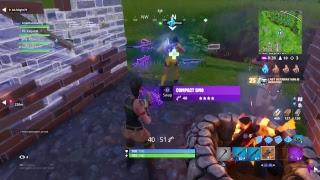 Playing Fortnite Getaway with GSC