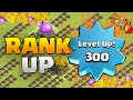 """Clash of Clans - """"FASTEST WAY TO RANK UP!"""" - How to Level Up Fast! EASY XP!"""
