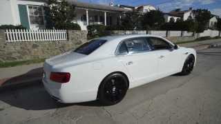 Bentley Flying Spur 2014 Videos