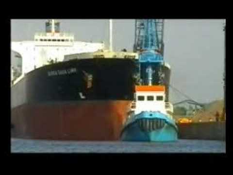 Biggest Ship On The Upper Clyde