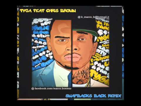Tyga - Snapbacks Back feat. Chris Brown (Remix)