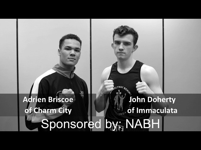 Belfast Beltway Boxing Classic DC 2018 Bout 8