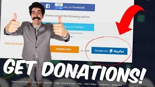 Get donations from your SoundCloud listeners! | Pump Your Sound
