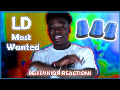 LD MOST WANTED (MUSIC VIDEO) Reaction | MalikVISION Reactions| UK DRILL Rap|