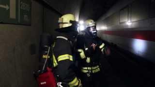 Große Katastrophenschutzübung [ MANV / ICE Brand / Rettungszug ] -- Vaihingen a.d Enz