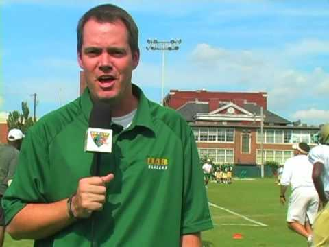 2009 UAB Football Preseason Video (HQ)