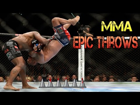 Scariest Moments in MMA History
