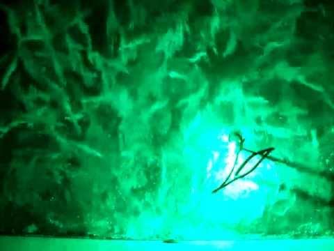 hydro glow 4ft led light - youtube, Reel Combo