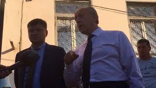 Губернатор Саратовской области Валерий Радаев крайне недоволен
