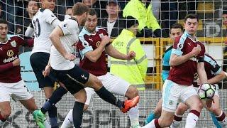 Burnley vs Tottenham 0 2   All Goals  u0026 Extended HighlightsPremier League 01 04 2017   YouTub