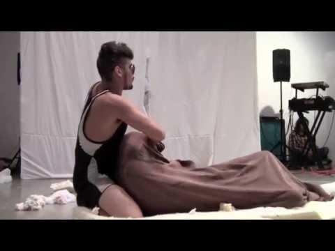 Poncili Creacion on June 27, 2015 at MOCA, North Miami, FL