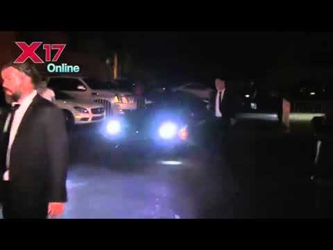 Chris Brown e Karrueche Tran lasciano l'Halloween Party @ Greystone Manor | CBreezy Italia | thumbnail