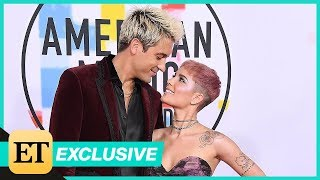 G-Eazy Professes His 'Love' for Halsey (Exclusive)
